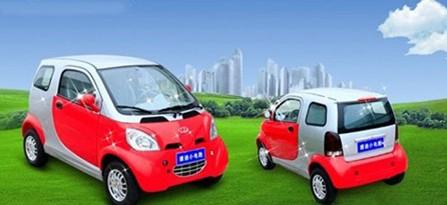 电动车个人租赁试点.该项目运营方为杭州市电动汽车实业发展高清图片