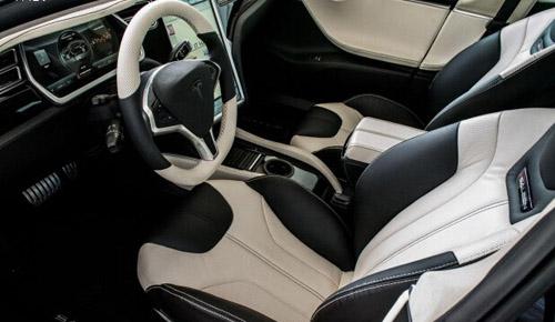 特斯拉电动车很酷,改装它呢高清图片