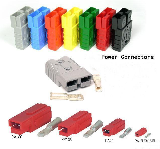 充电连接器价格表 充电连接器规格,电动汽车资源网高清图片