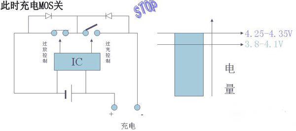 ups电池两个接线图