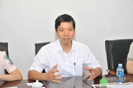 广州开发区经济发展局杨家伟局长