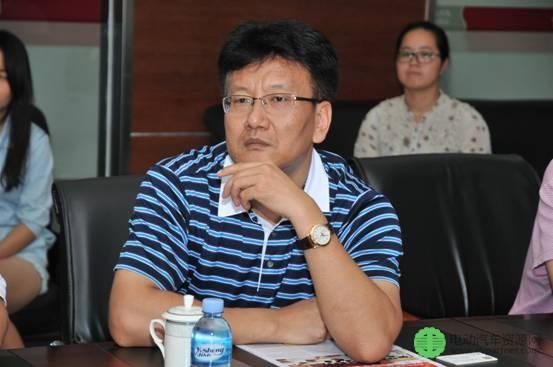 广州华新园总经理刘崇孝