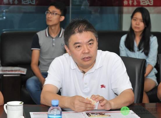金发科技副董事长李建华